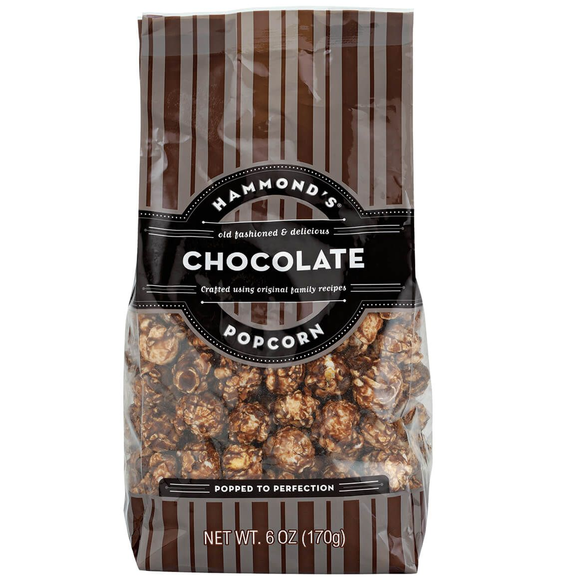 Hammonds® POP! Chocolate Popcorn, 6oz-370779