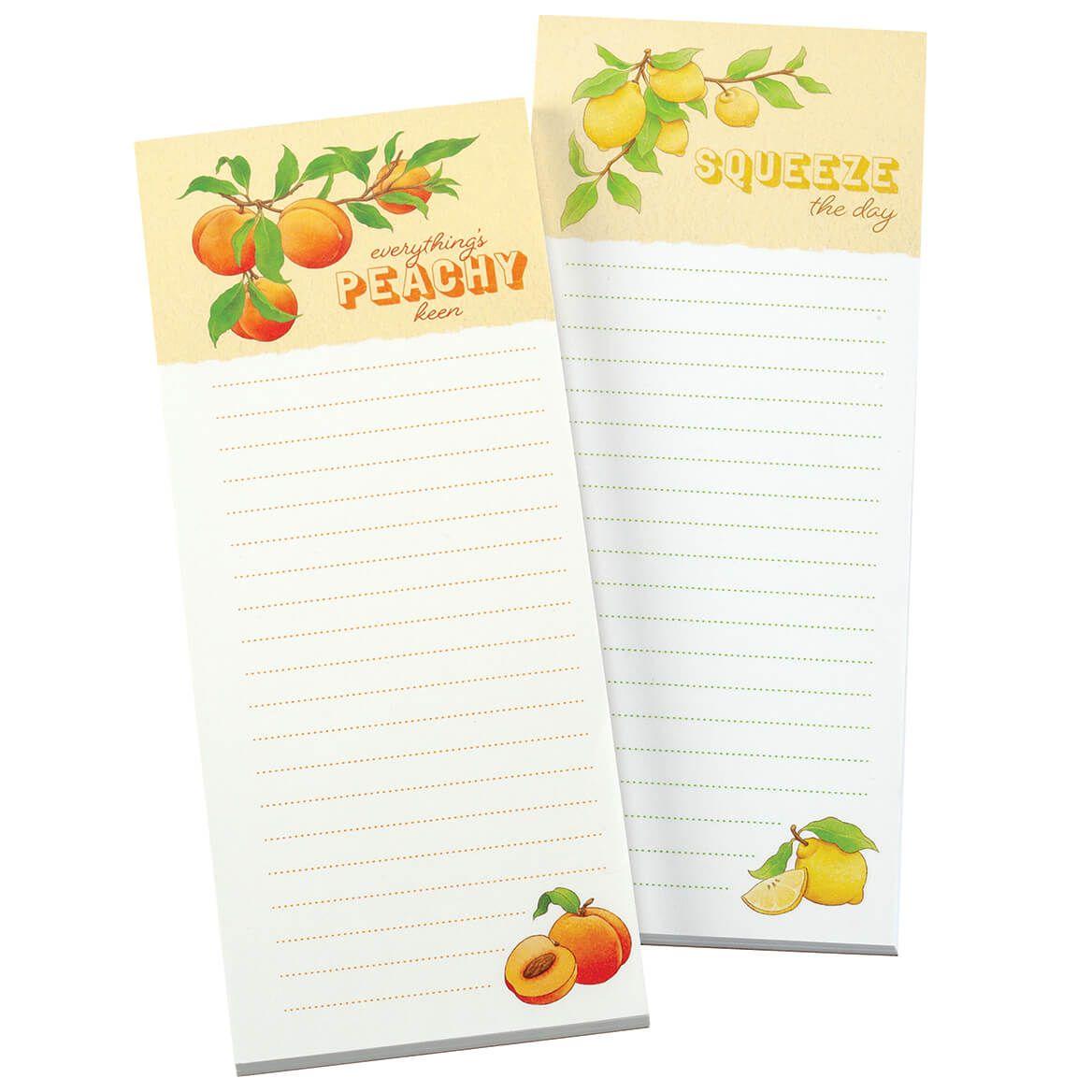Cute Fruit Note Pad Set of 2-370823