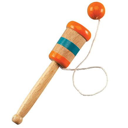 Wooden Catch Ball-370825