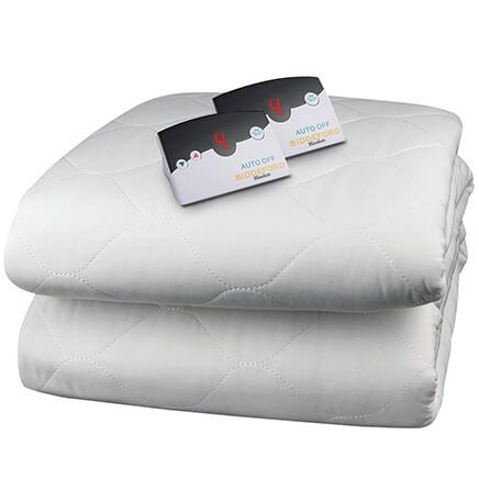 Digital Quilted Heated Mattress Pads-370844