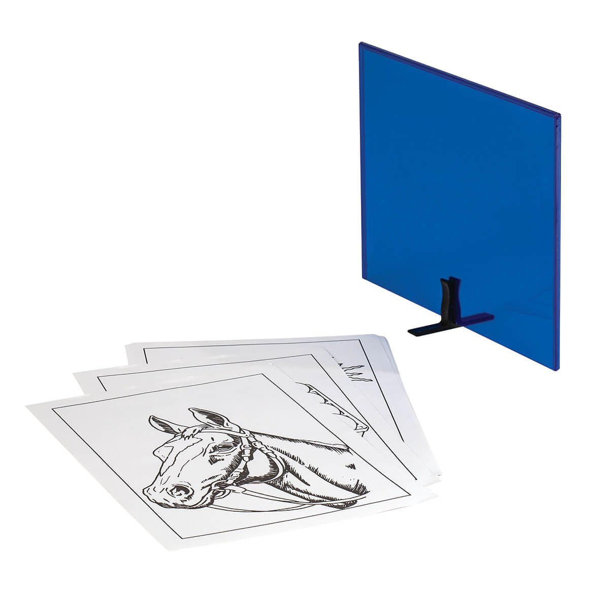 Reflection Drawing Board-370848