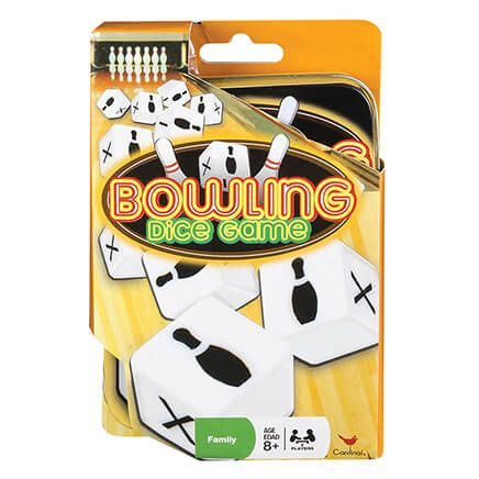 Bowling Dice Game in Tin-370851