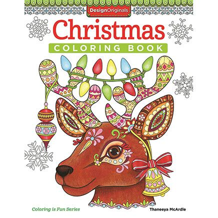 Christmas Coloring Book-370925