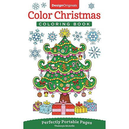 Color Christmas Coloring Book-370927