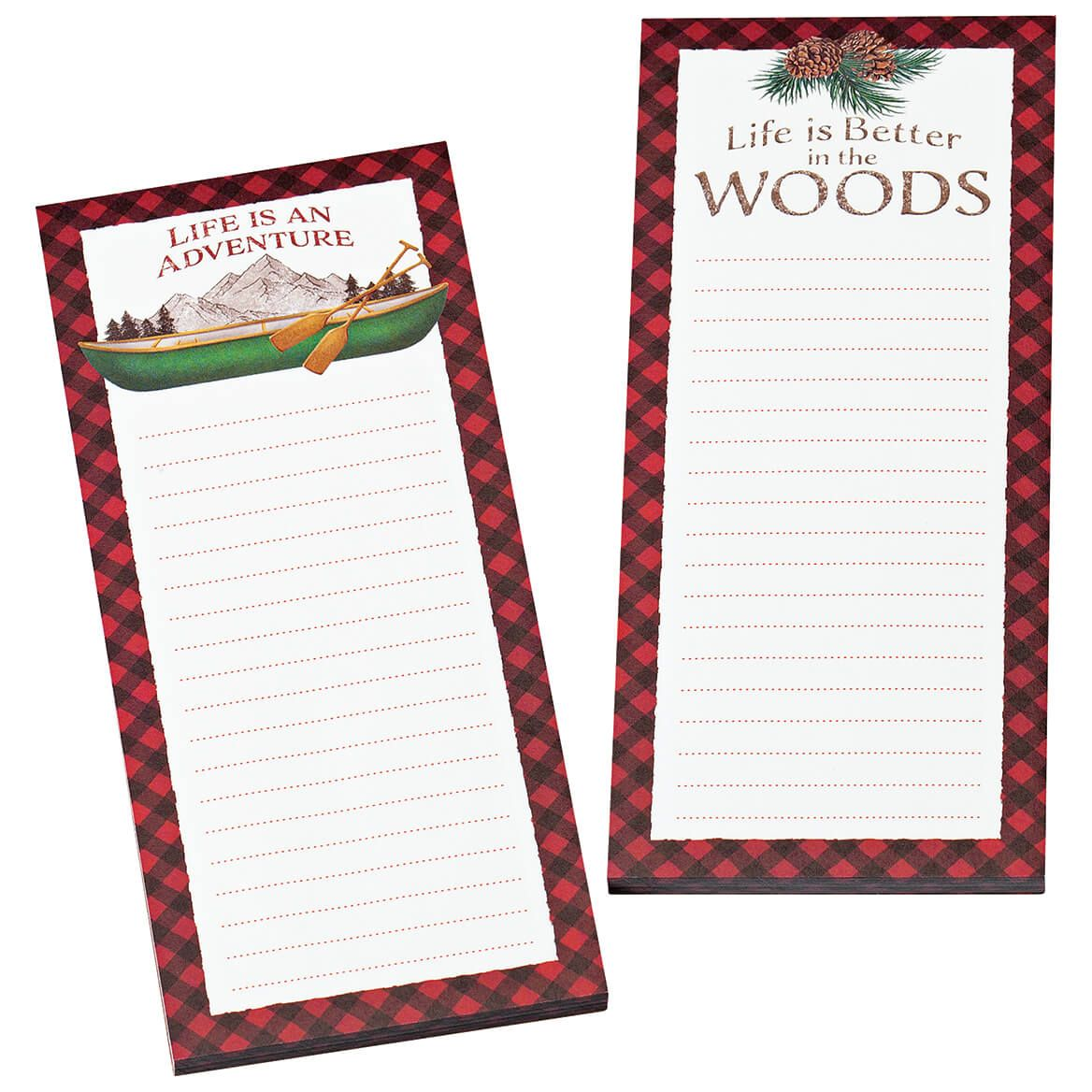 Northwoods Note Pads Set of 2-370976