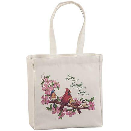 Songbird Tote Bag-371081