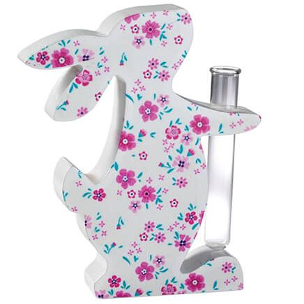 Bunny Bud Vase by Holiday Peak™-371179