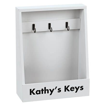 Personalized Wall Key Caddy-371242