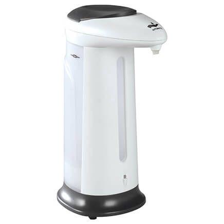 White Touchless Soap Dispenser-371351