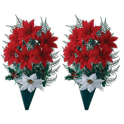 Holiday Memorial by OakRidge™, Set of 2-371413