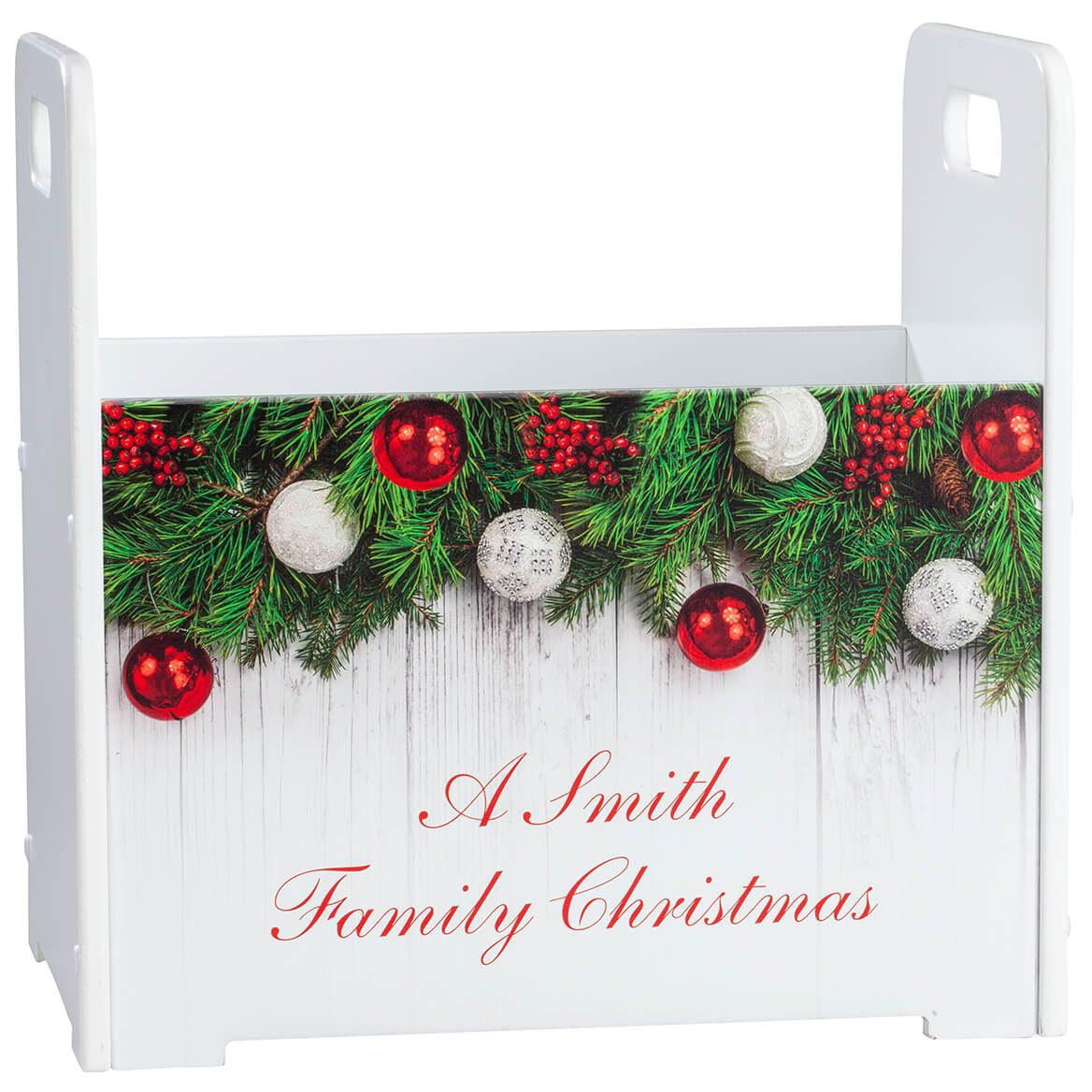 Personalized Garlands Tall Caddy-371432