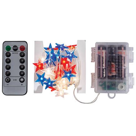 Star LED Lights with Remote-371508