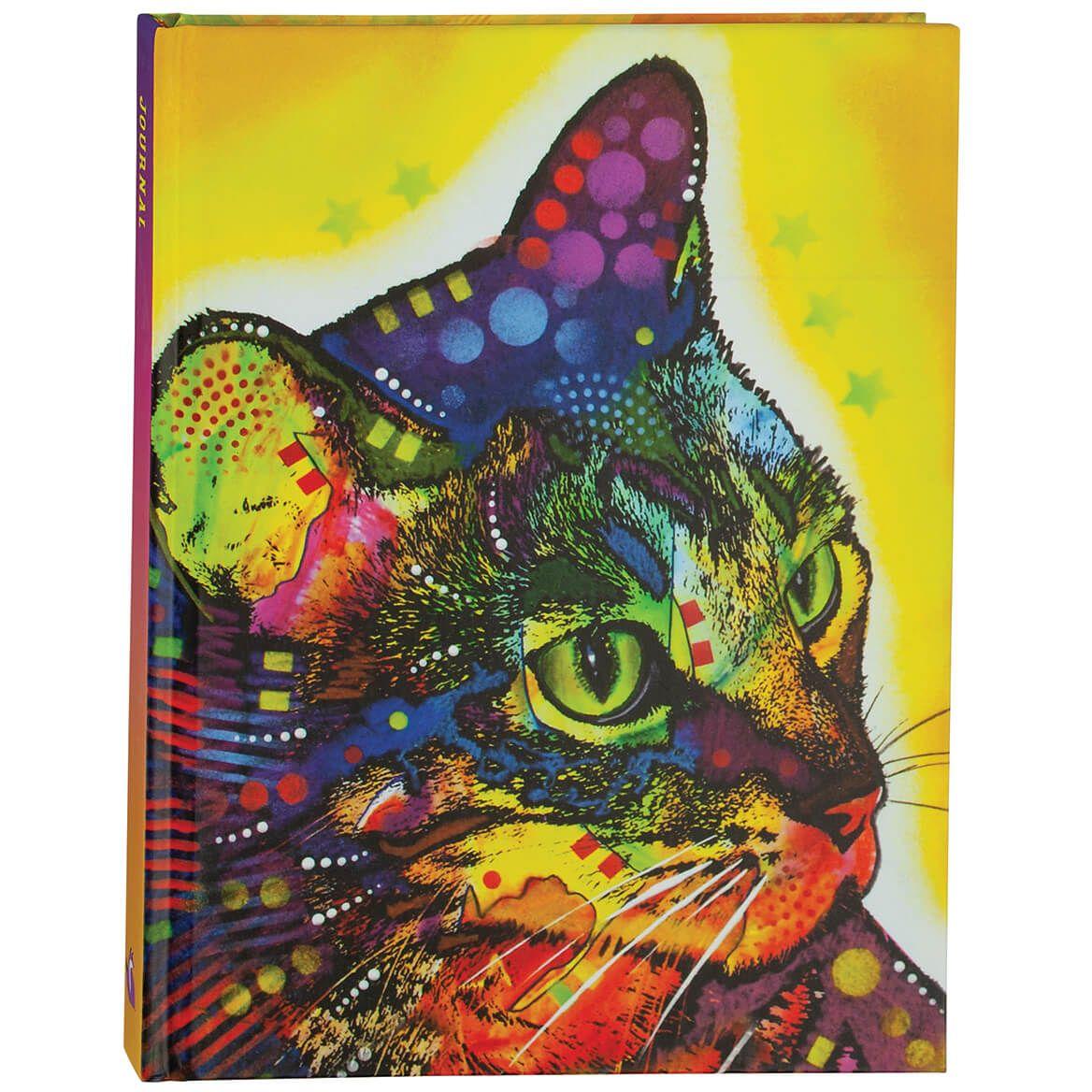 Dean Russo Shiva Cat Journal-371523