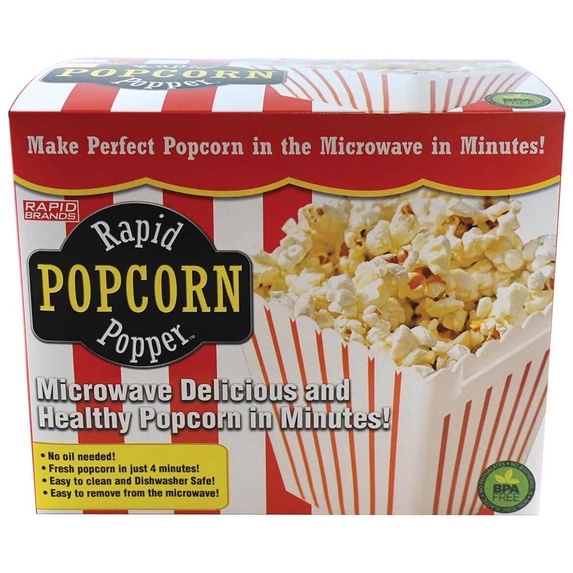 Rapid Microwave Popcorn Popper-371610