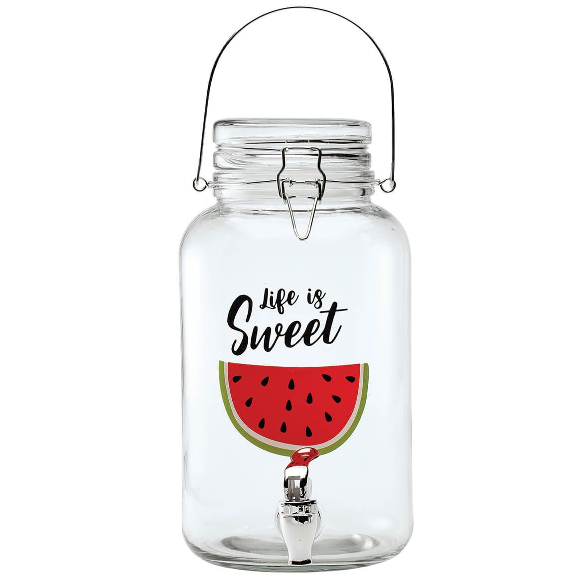 Watermelon Drink Dispenser by Home Marketplace-371621