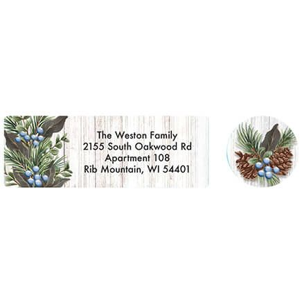 Heavenly Peace Address labels and Envelope seals-371881