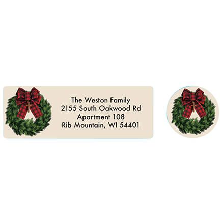 The Empty Chair Address labels and seals-371883