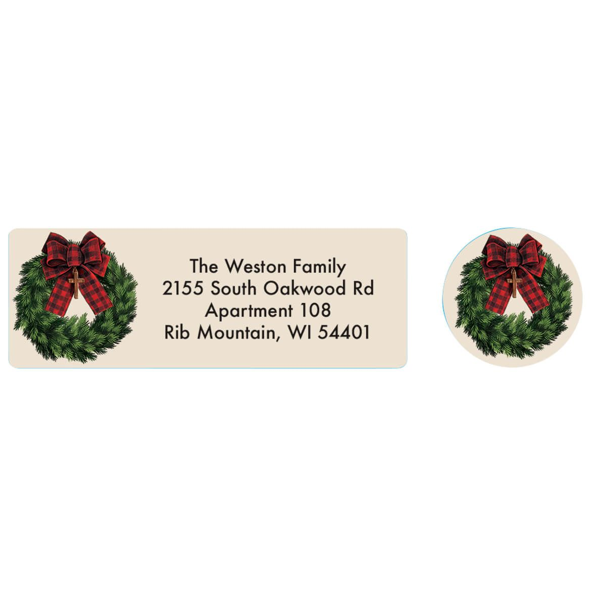 The Empty Chair Address labels and Envelope seals-371883