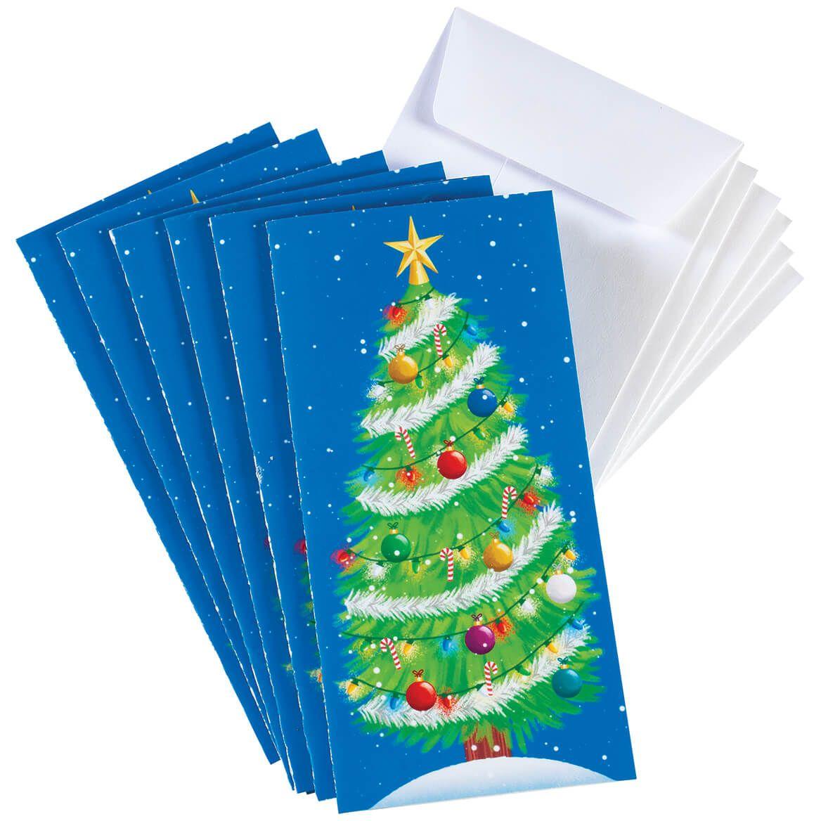 Money Card Holder, Set of 6-371917