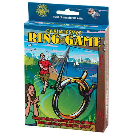 Cabin Fever Ring On A String Game-372194
