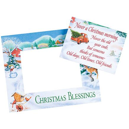 Christmas Magnetic Photo Frame-372279
