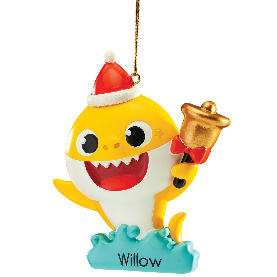 Personalized Baby Shark™ Ornament-372375