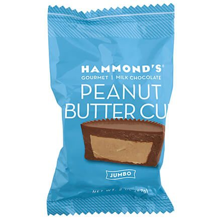 Hammonds® Gourmet Jumbo Peanut Butter Cup-372411
