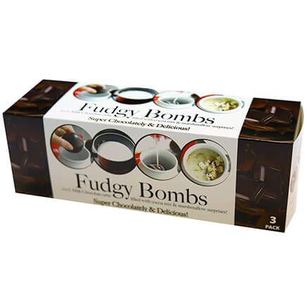 Fudgy Bombs Hot Cocoa Bombs-372999