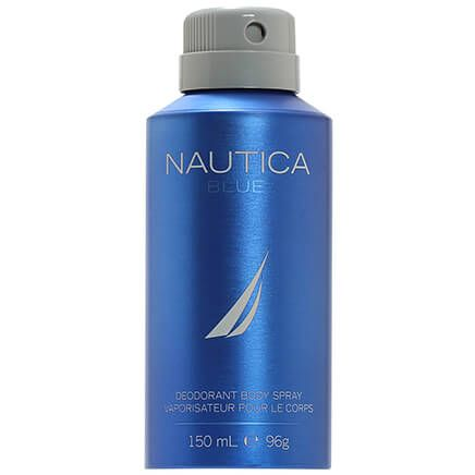 Nautica Blue by Nautica for Men Body Spray, 5 oz.-373177