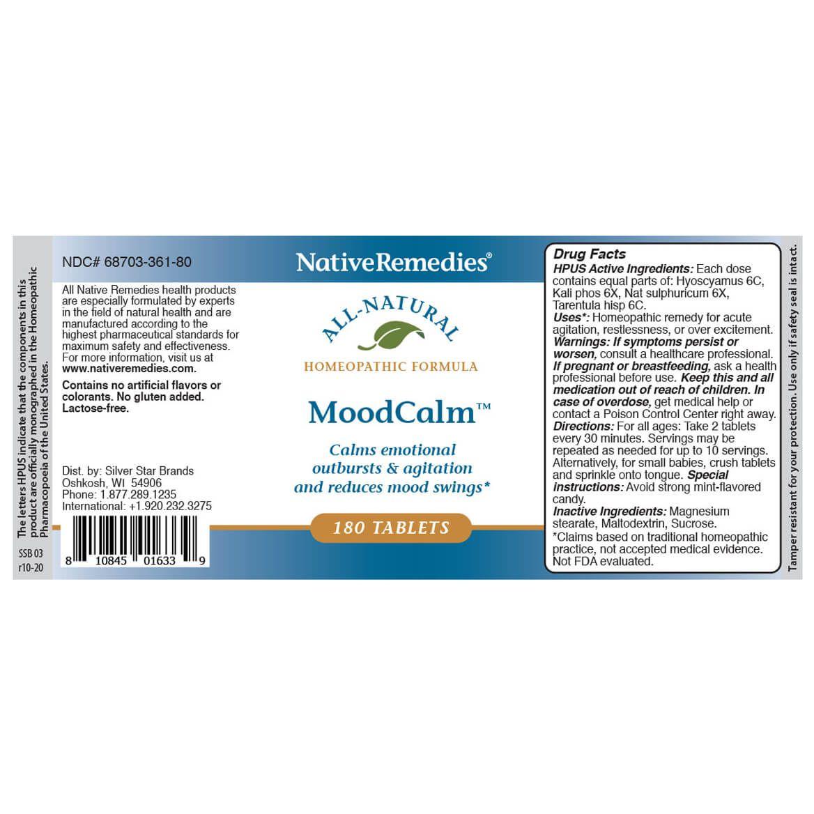 MoodCalm™ for Mood Swings & Emotional Balance-351844
