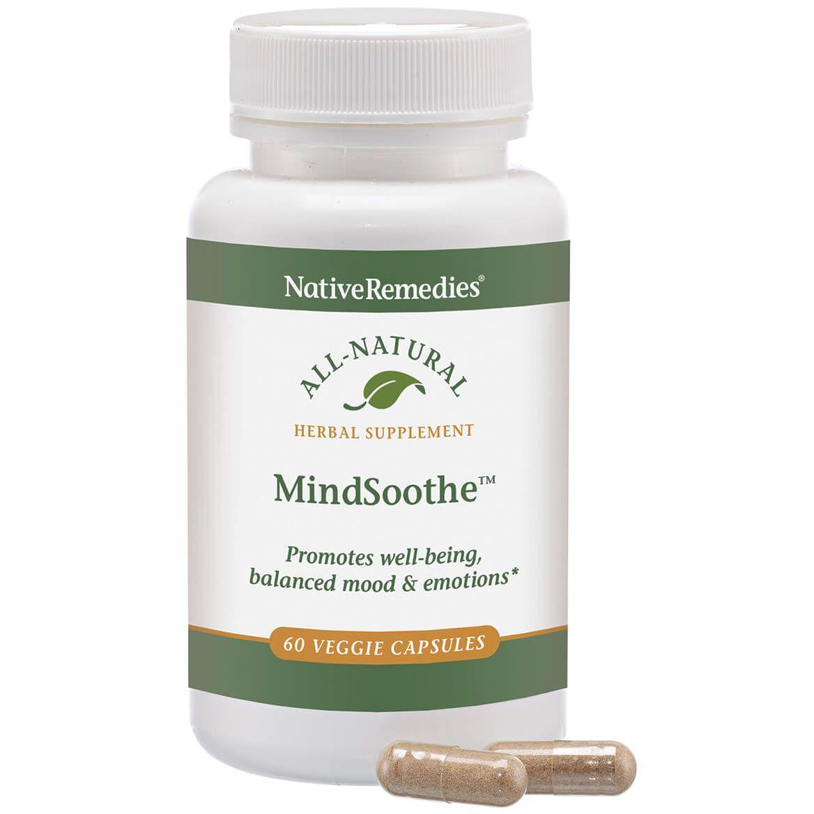 MindSoothe™ Veggie Caps for Positive & Balanced Moods-351847