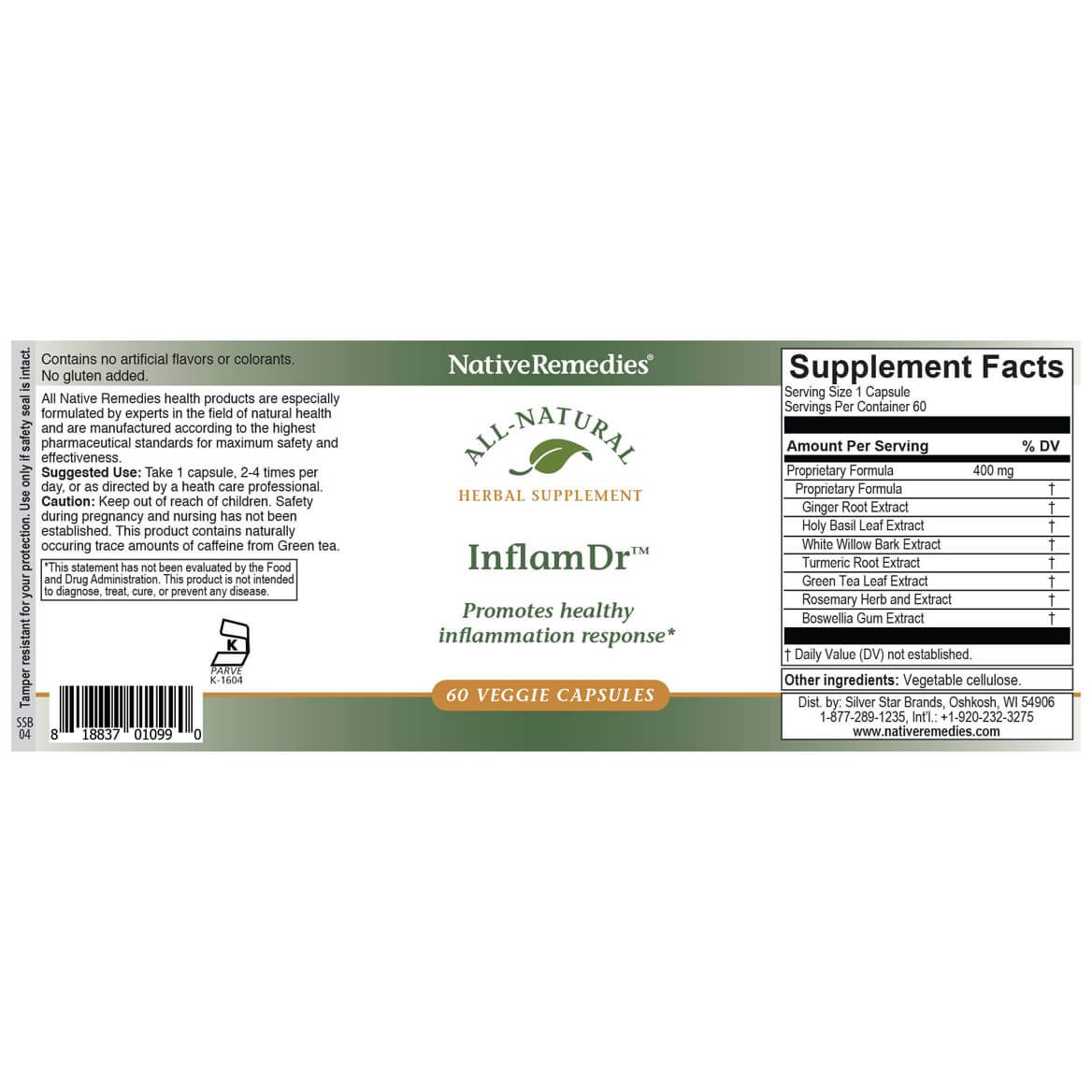 Inflam Dr.™ for Whole Body Health-352106