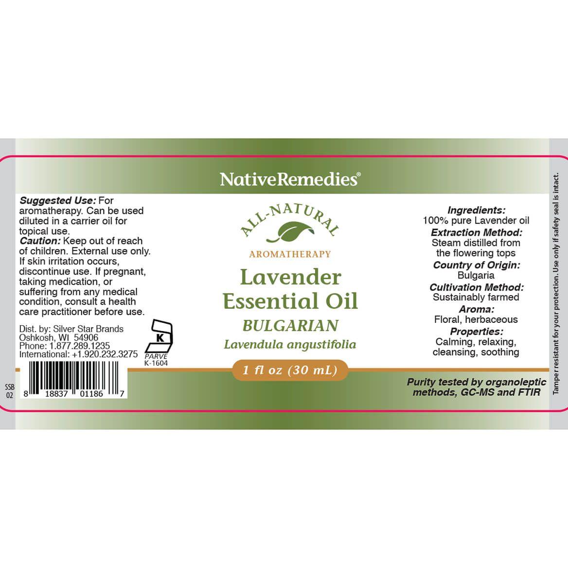 Lavender Flower (Bulgarian) Essential Oil-354295