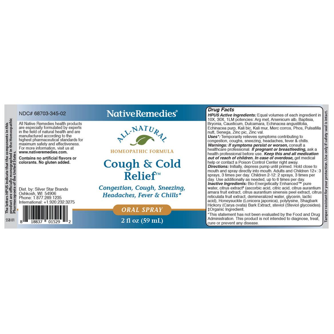 Complete Cold Relief ComboPack-369580