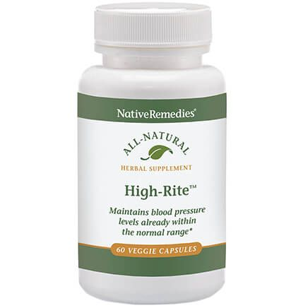 High-Rite™ Veggie Caps for Cardiovascular Health-346772