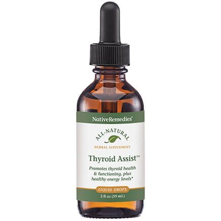 Thyroid Assist™ for Thyroid Gland Functioning-350104