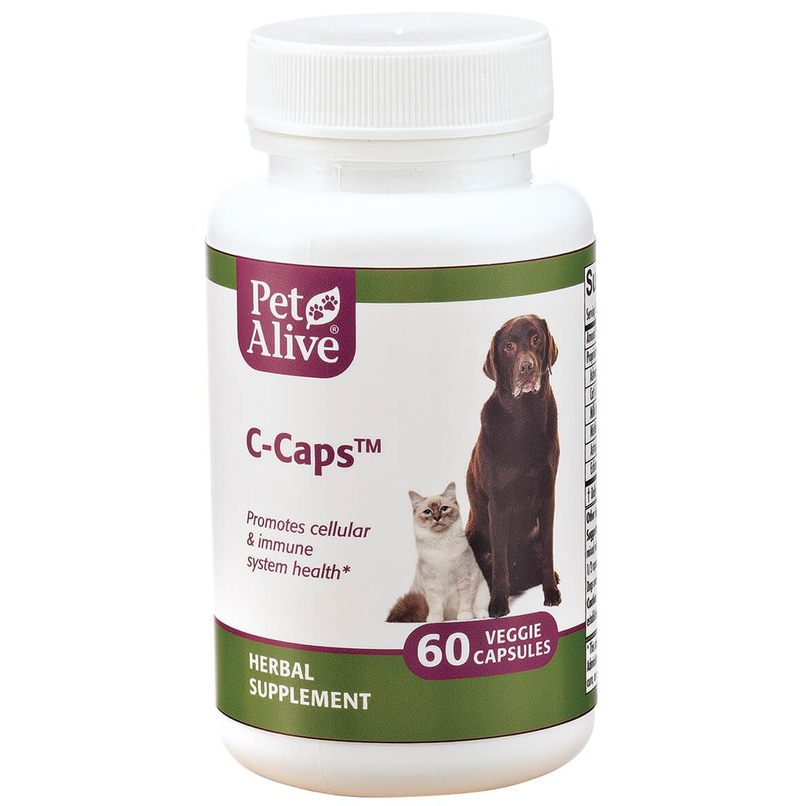 C-Caps™ for Complete Cellular health-351588