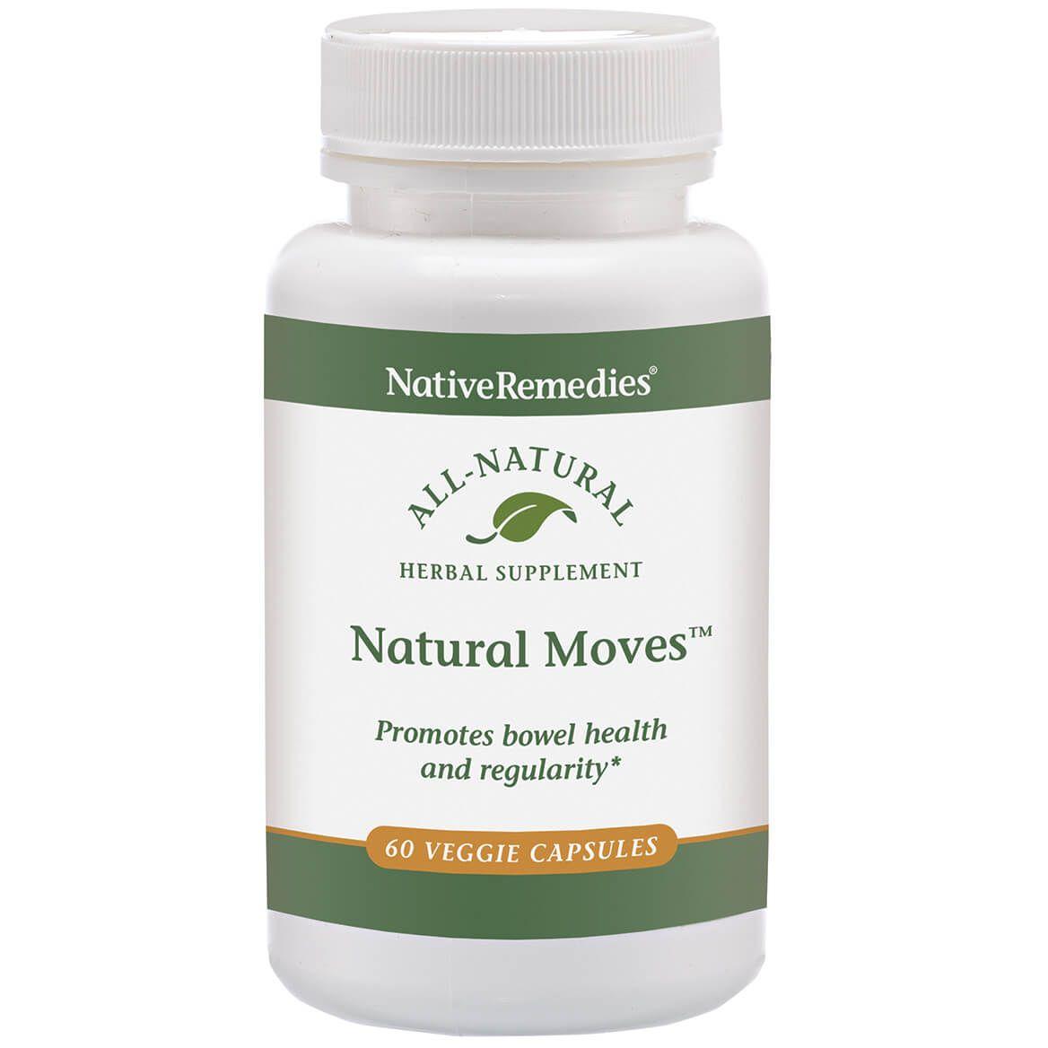 Natural Moves™ Veggie Caps for Bowel Regularity-352478