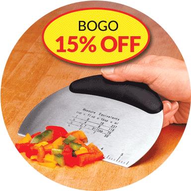 Food Prep - BOGO 15% OFF Image