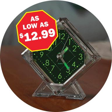 Alarm Clocks Image - As Low As $12.99