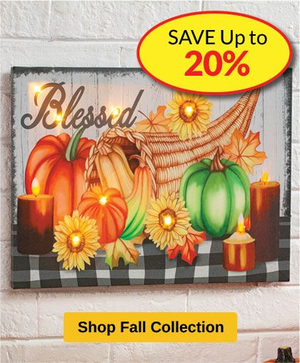 Fall Collections - As Low As $X