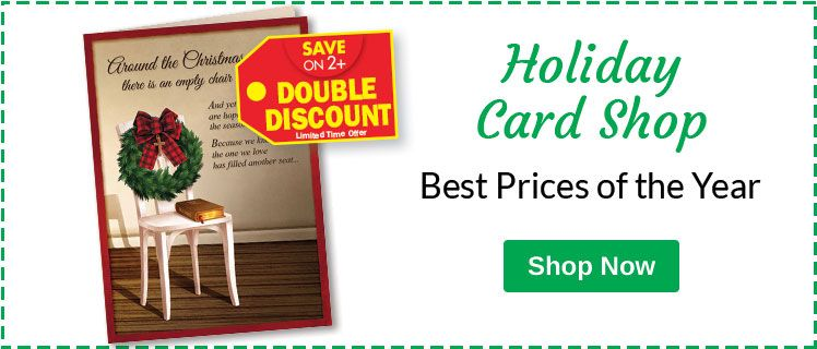 Holiday Cards - Lowest Prices of the Season