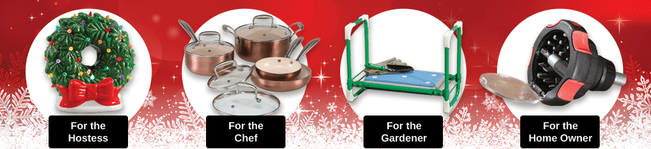 Gift Guide Categories