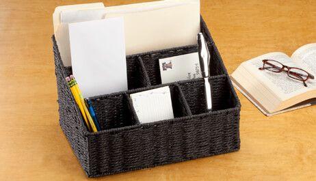 Desk Storage & Accessories