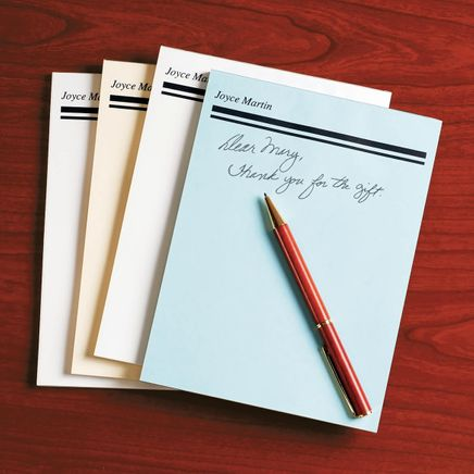Personalized Memo Pads Set of 4-302607