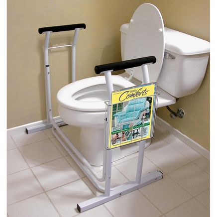 Deluxe Toilet Safety Support                    XL-304953