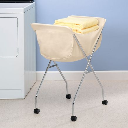 Laundry Cart With Wheels-310115