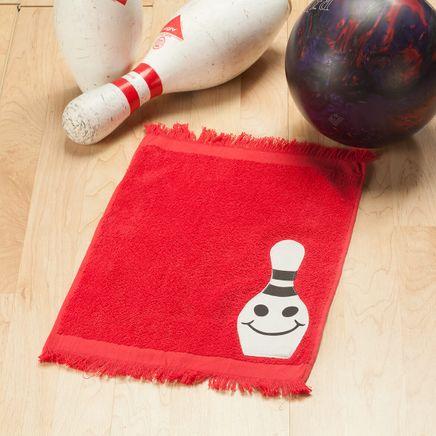 Smiling Bowler Towel-310604