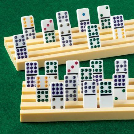 Domino Tile Holder - Set Of 2-313400