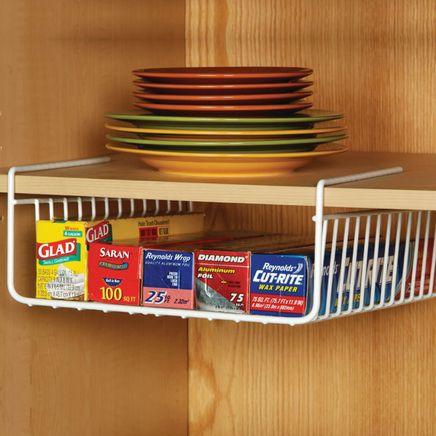 Kitchen Wrap Holder-315629